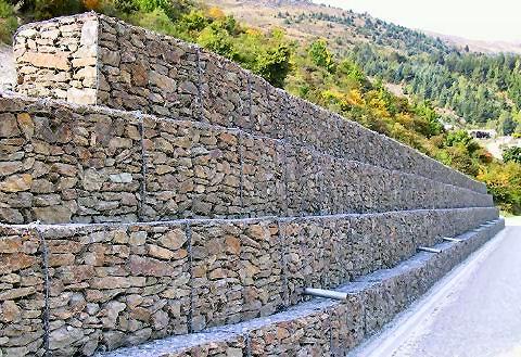 Precio en Mxico de m de Muro de gaviones Generador de precios de