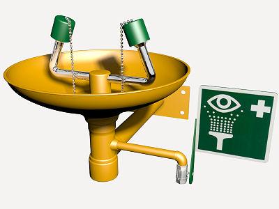 Precio en m xico de ud de lavaojos de emergencia for Muebles doble eme